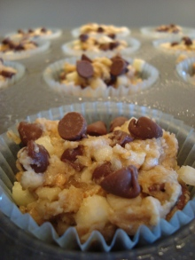 Muffins Ready for Baking