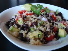 Quinoa Loaded Bowl