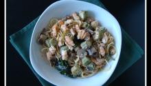 Yummy Southern Shrimp Scampi