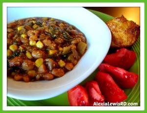 Delicious, Easy, and Healthy Vegan CrockPot Quinoa Chili
