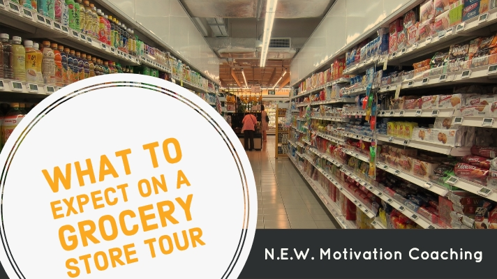 What To Expect on a Grocery Store Tour